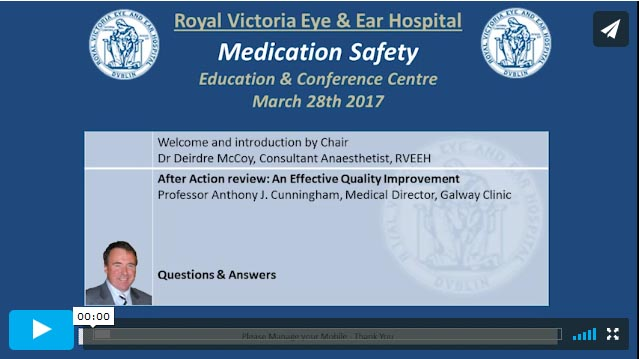 After Action Review: An effective Quality Improvement